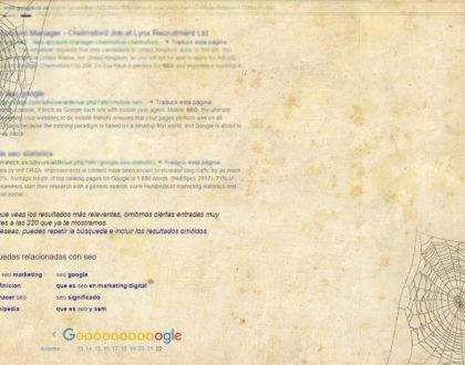 artech digital - antigüedad - posicionamiento web