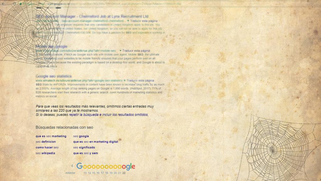 Posicionamiento Web - Artech Digital