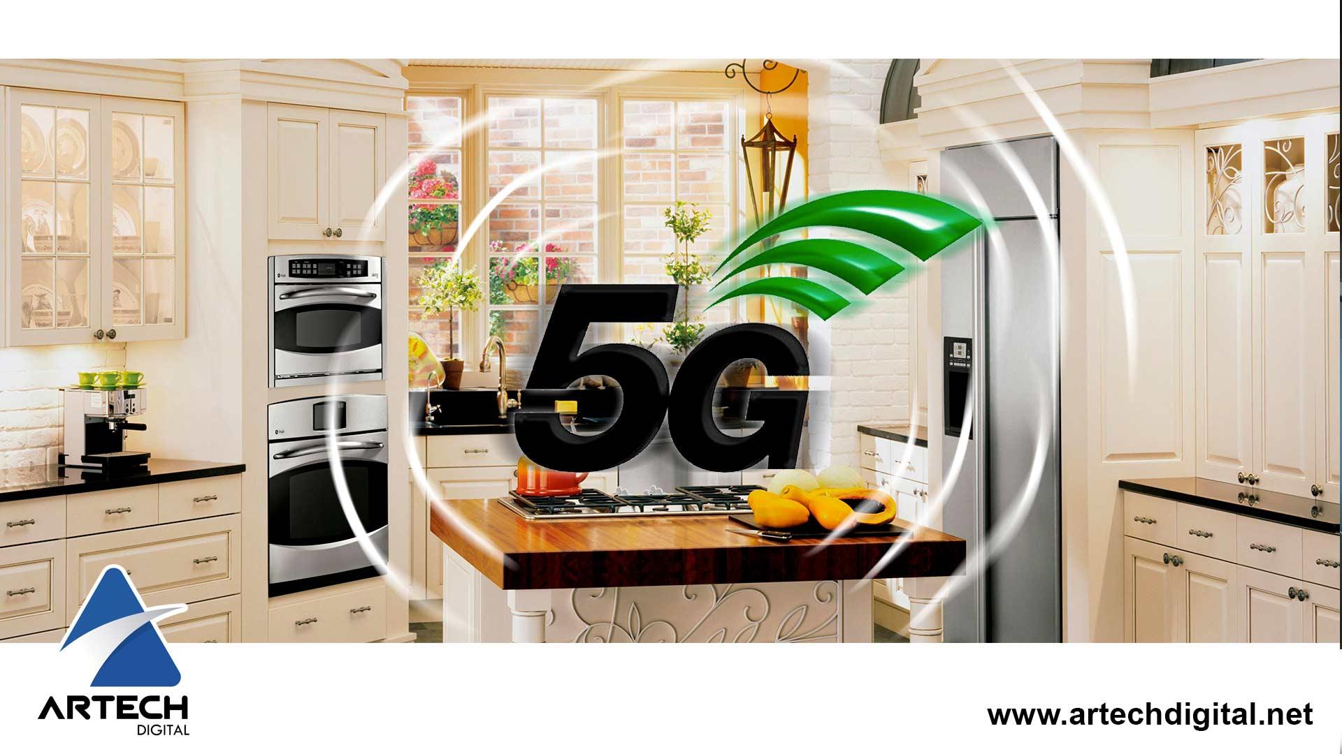 tecnología 5G - Artech Digital