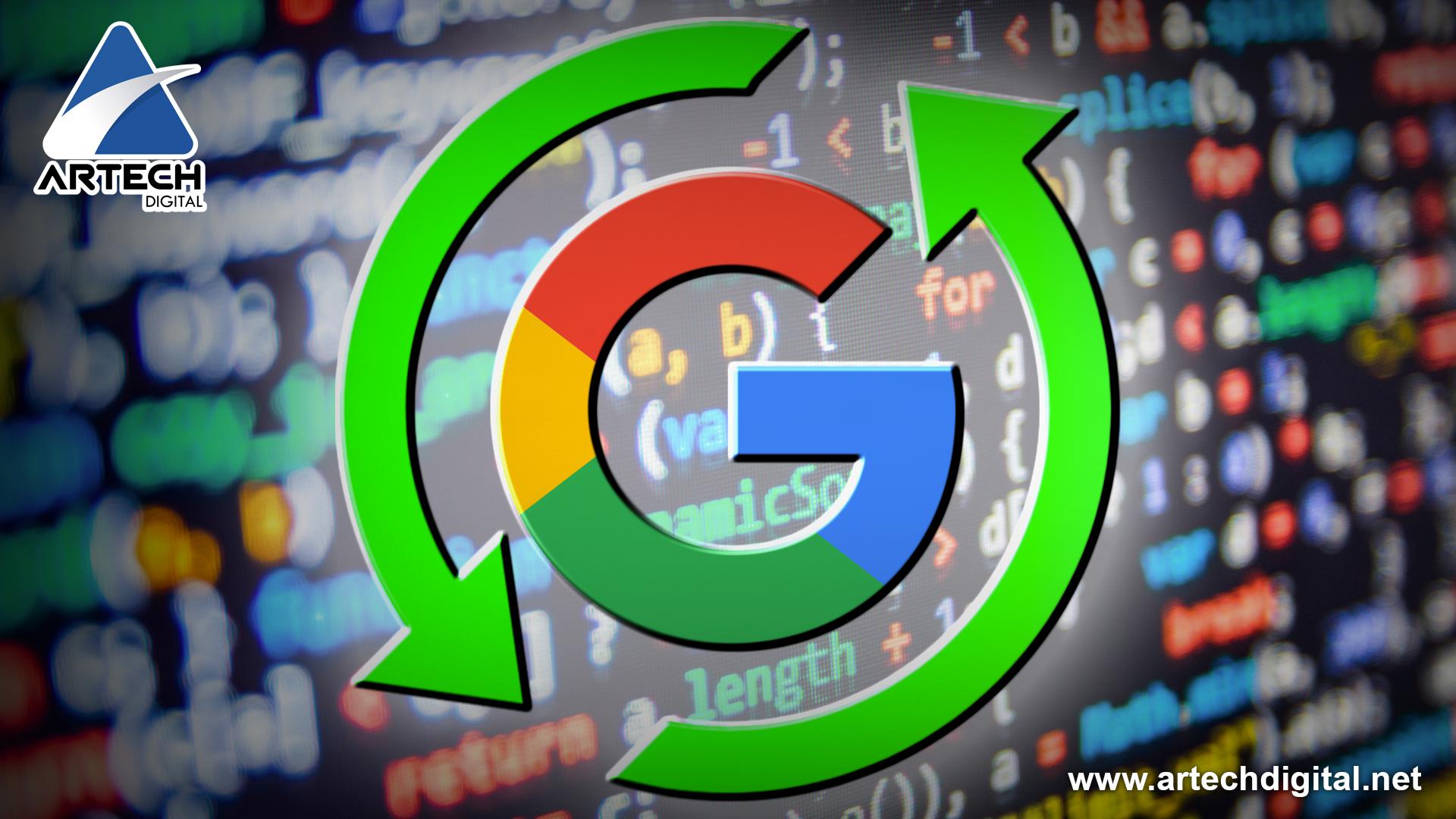 Nuevos cambios en los algoritmos de Google