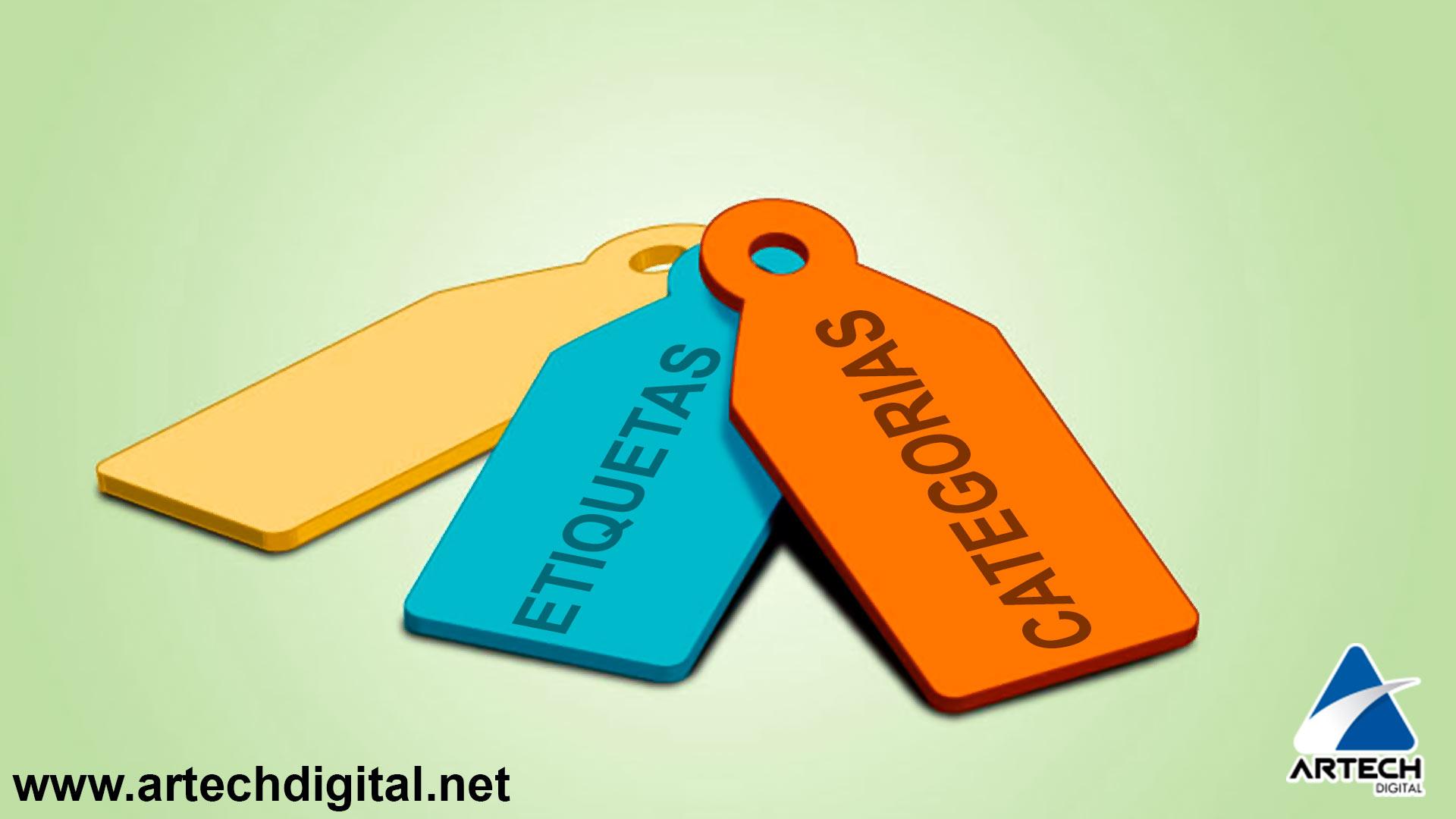 Importancia de las categorías y las etiquetas en el Posicionamiento SEO