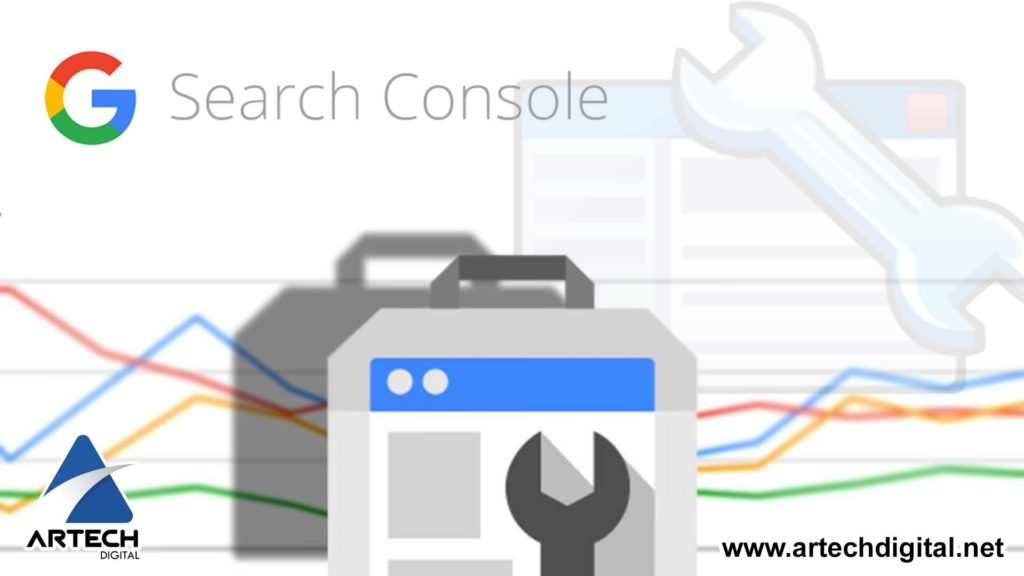 artech digital - google Search Console