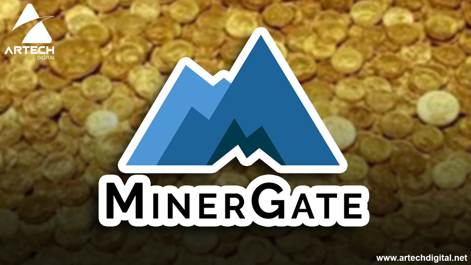 MinerGate: Mining technology for everyone.