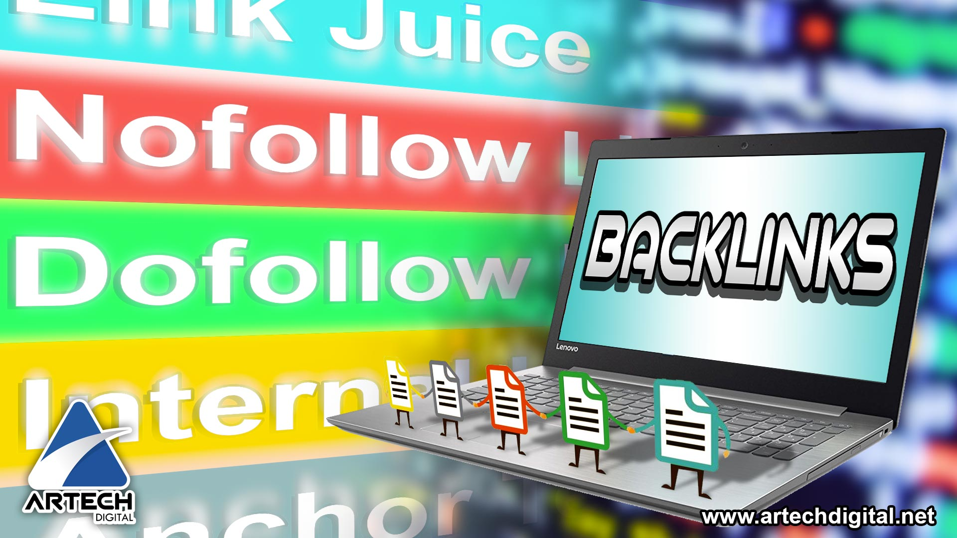 backlinks - posicionamiento seo - artech digital