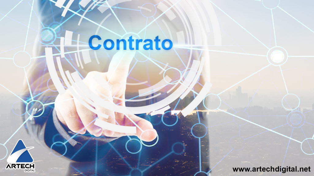 artech digital - contratos inteligentes - smart contract