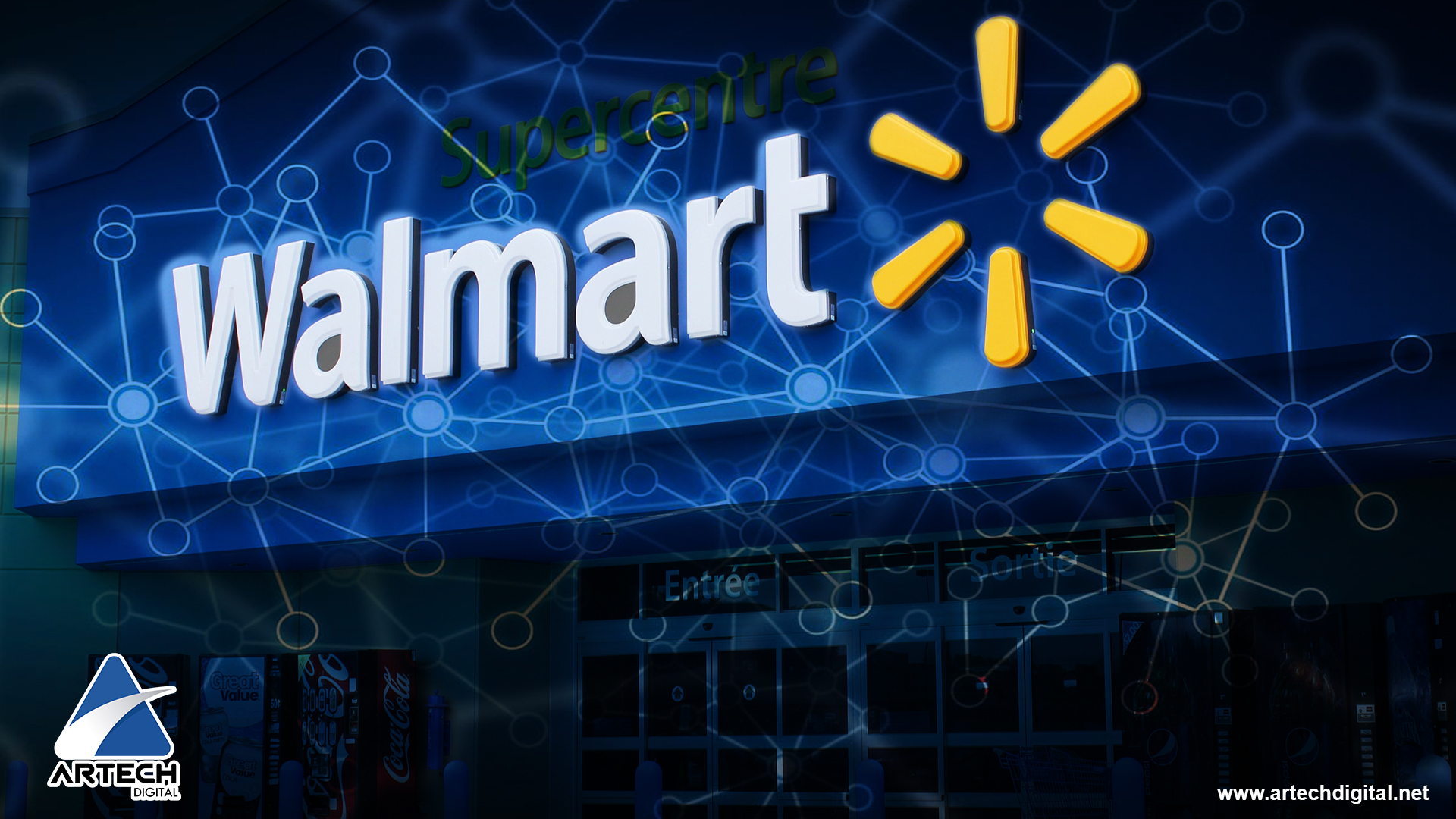 Walmart - Blockchain - Artech Digital