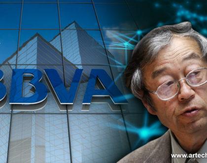BBVA- tecnología Blockchain - Satoshi Nakamoto - Artech Digital