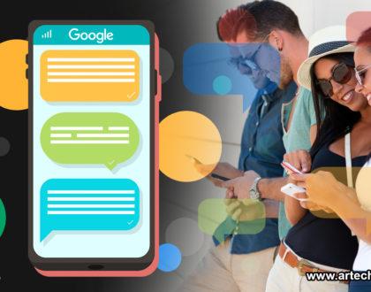 Google - WhatsApp - App - Artech Digital