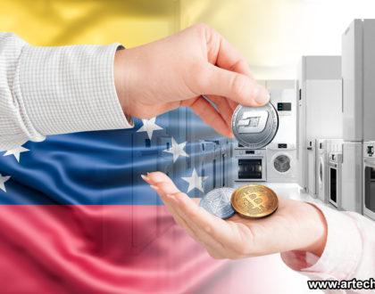 Credimport - Criptomonedas - Venezuela- Artech