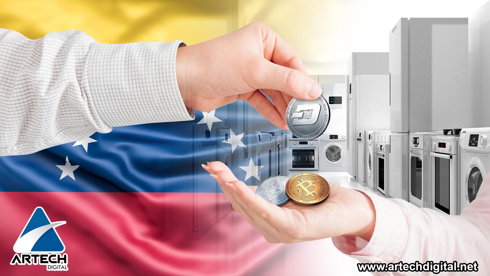 Credimport - Criptomonedas en Venezuela- Artech Digital