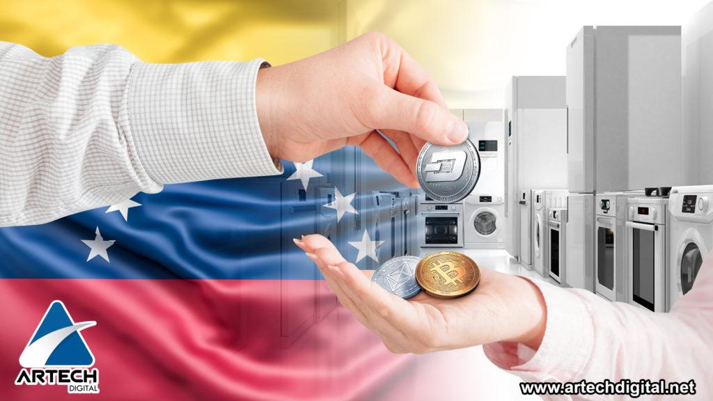 Credimport - Criptomonedas en Venezuela - Artech Digital