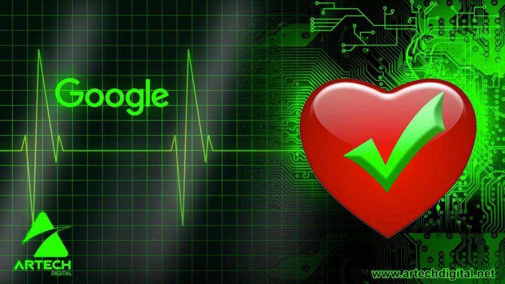 Ataques Cardíacos - Google - Artech Digital