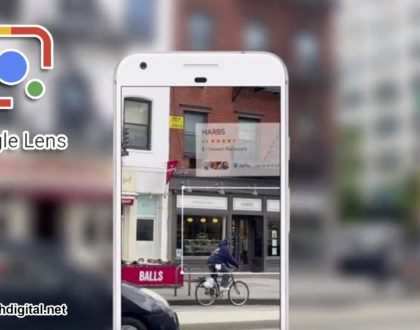 Lens - Androids - artech digital