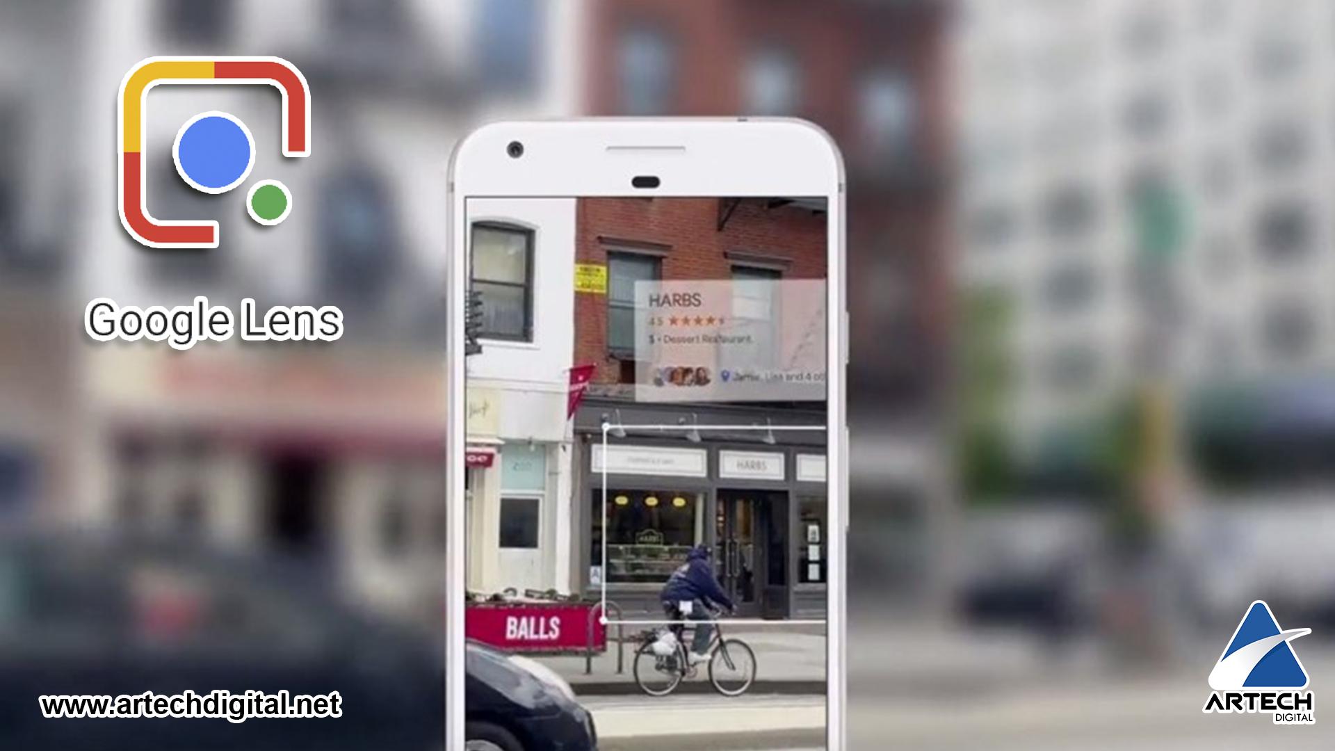 Lens llegará a todos los Androids por medio de la App ´Google Fotos´