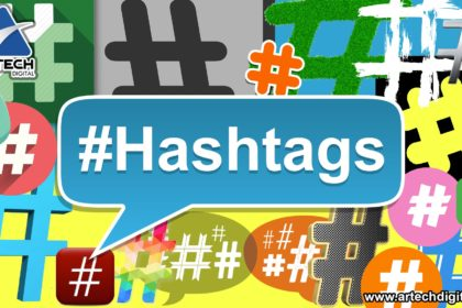 hashtags - herramienta de comunicación - artech digital