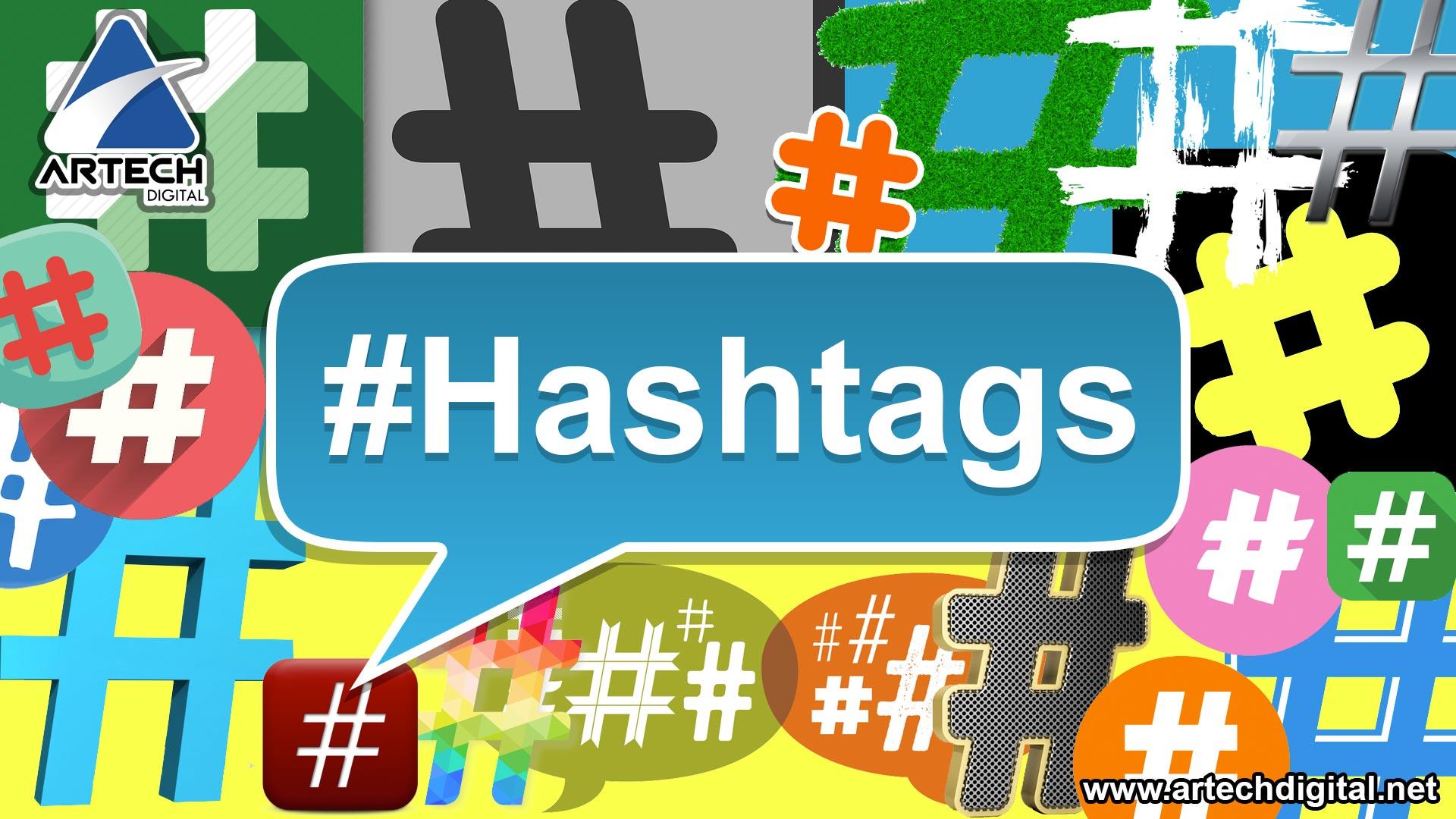 Los Hashtags se convirtieron en una herramienta de comunicación