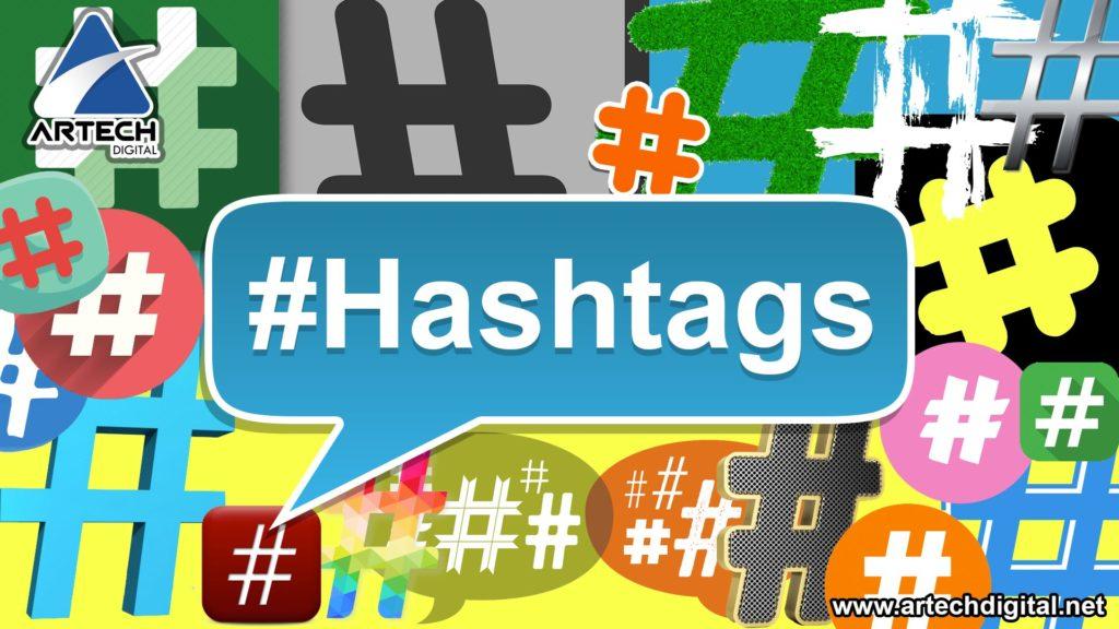Herramienta de comunicación - hashtags - Artech Digital