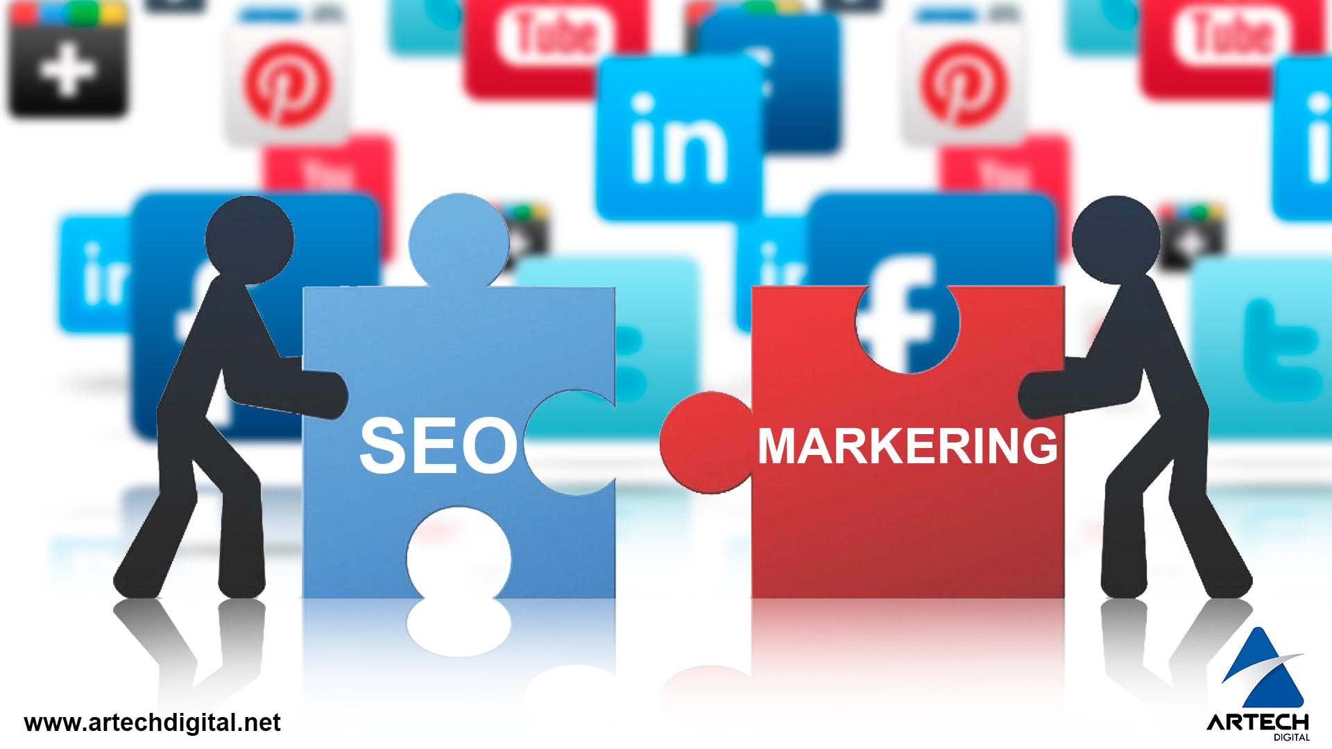 Marketing de Contenido y SEO - artech