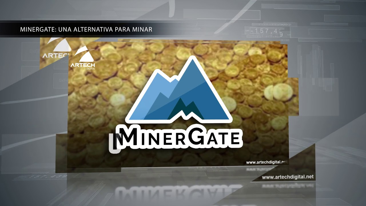 MinerGate: Tecnología minera para todos.