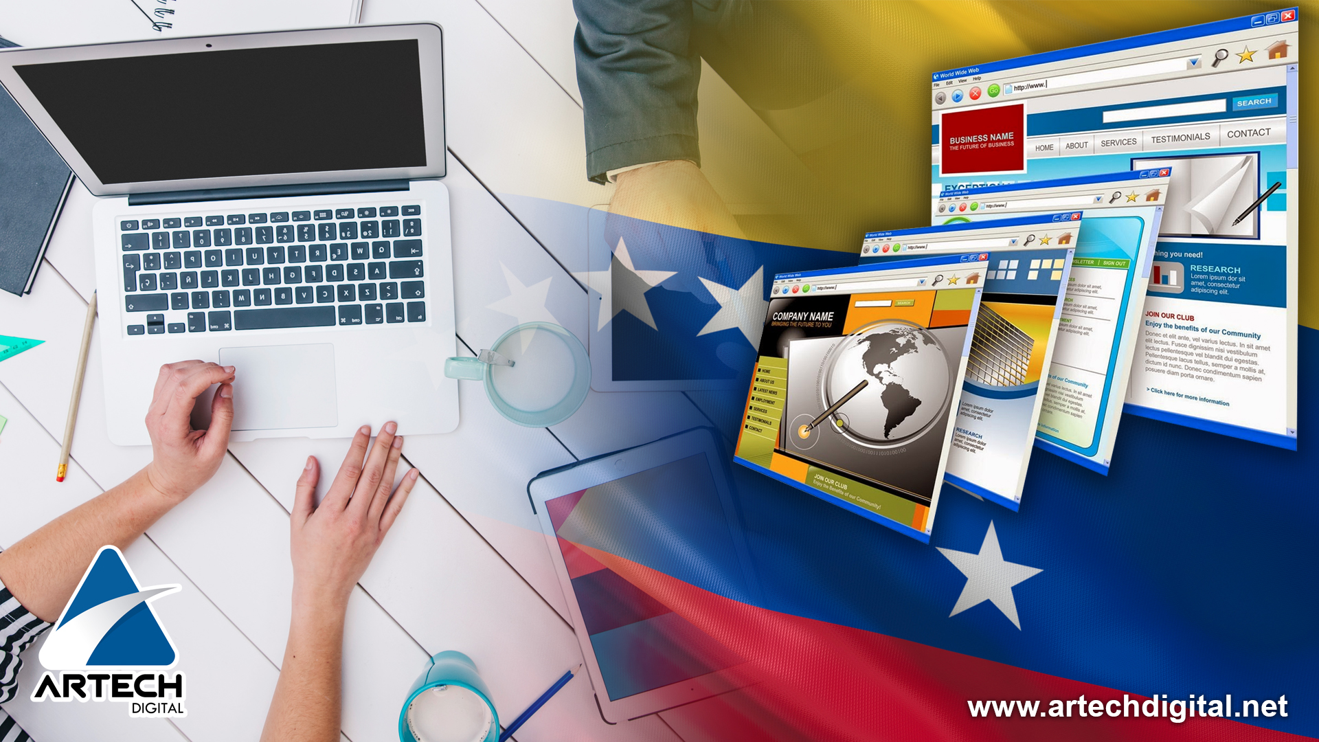 Los venezolanos implementan el Freelance como método de trabajo
