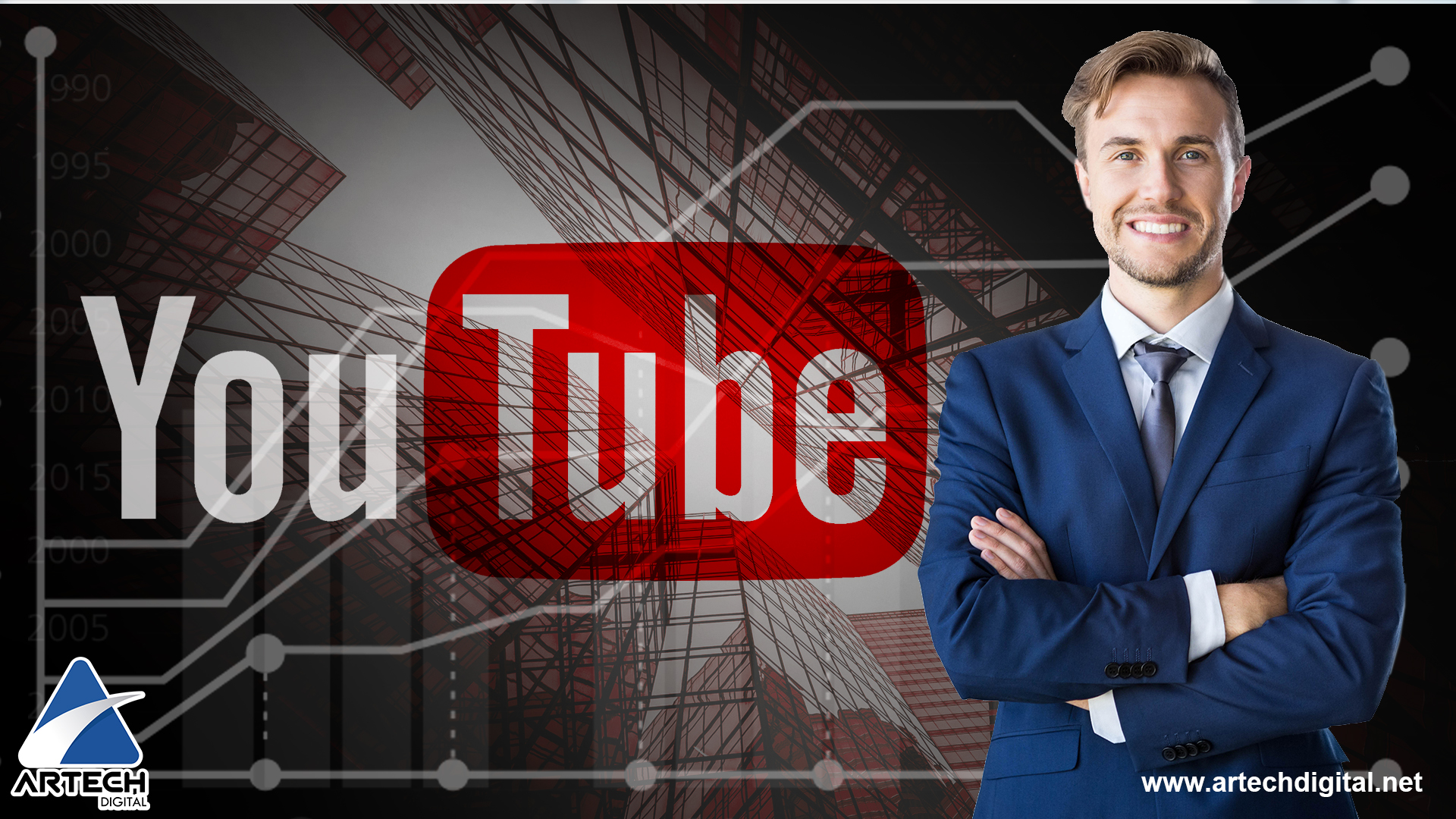 "YouTube para empresa: ""eleva tu contenido o marca en el mundo del Marketing Digital"""