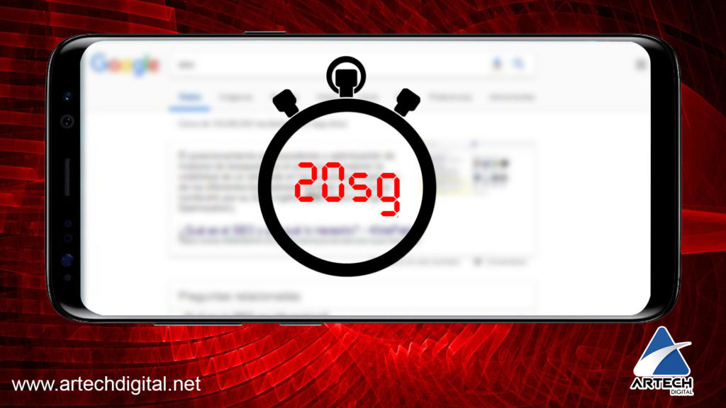 artech digital - google - velocidad