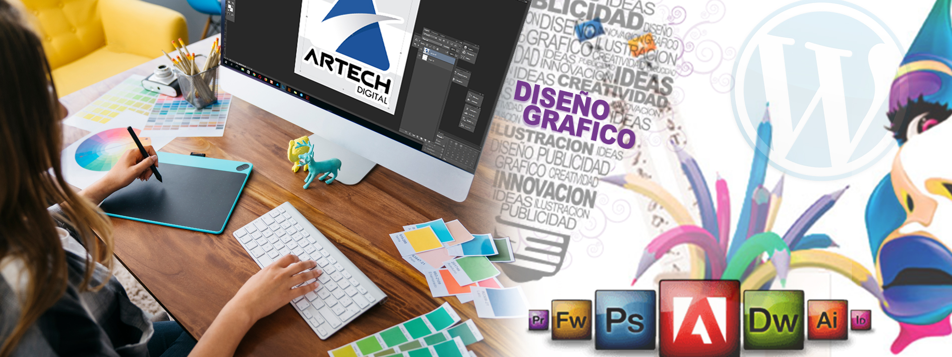 diseño grafico artech digital