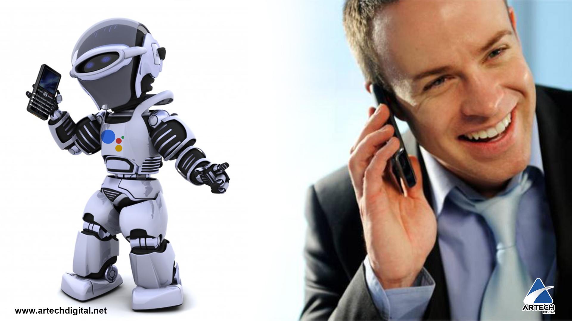 Google Duplex va mucho más allá con la inteligencia artificial en las conversaciones telefónicas