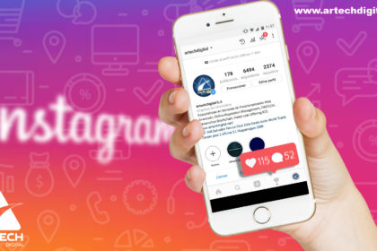 Instagram - Marketing - Artech Digital