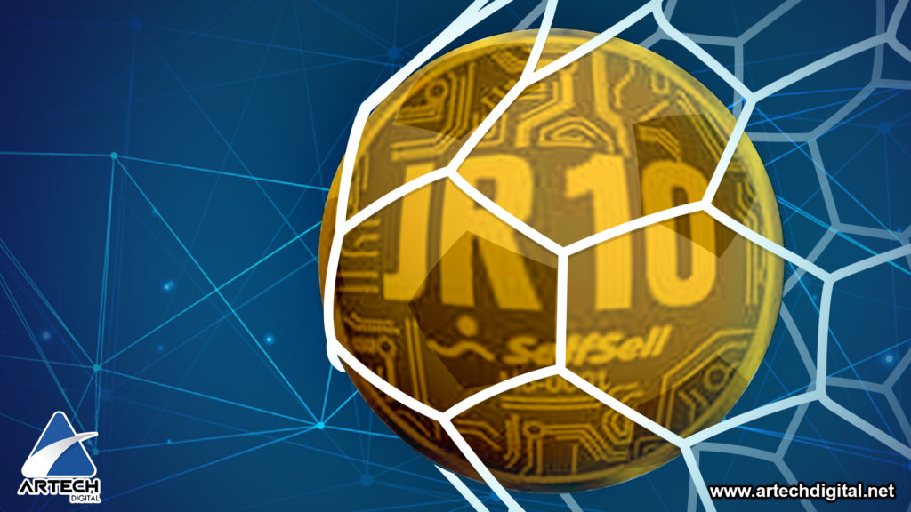 James _ Rodríguez _ Gol _ JR10 _ TOKEN _ ArtechDigital