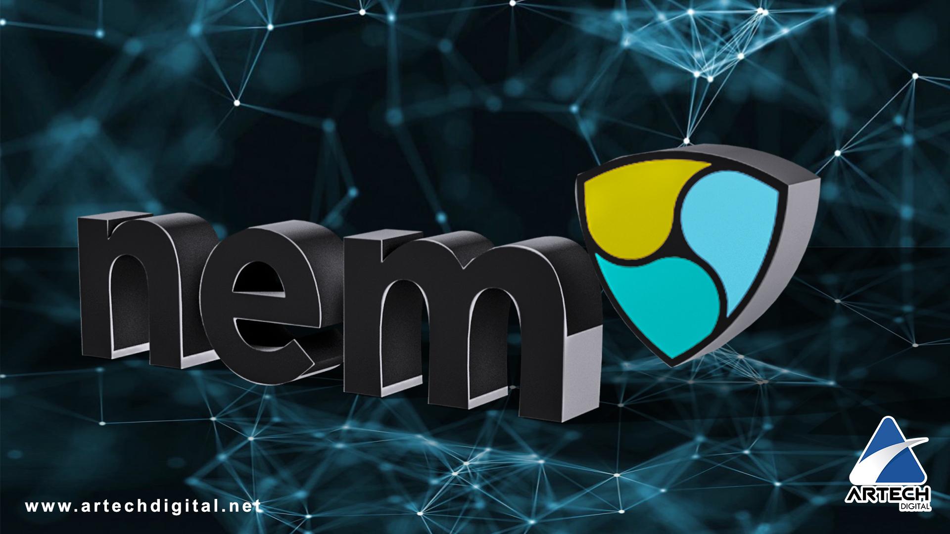 """""""NEM"""" bajo la tecnología Blockchain descentralizada más actualizada"""