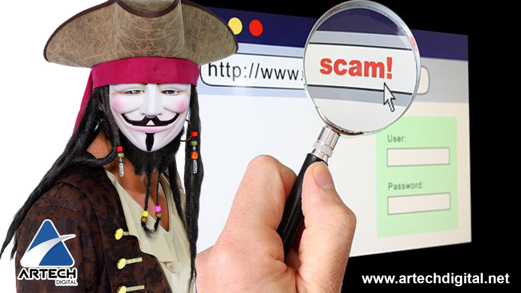 fraude _ informático _ artech _ digital