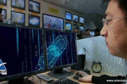 policia de China - Artech - Digital