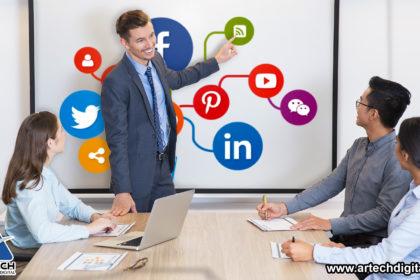 artech digital - social media optimizaton - estrategias digitales - redes sociales