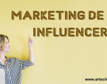 artech digital - marketing - influencers