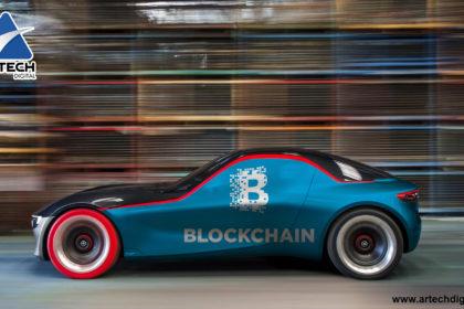 sector automotriz - la tecnologia blockchain - Artech Digital