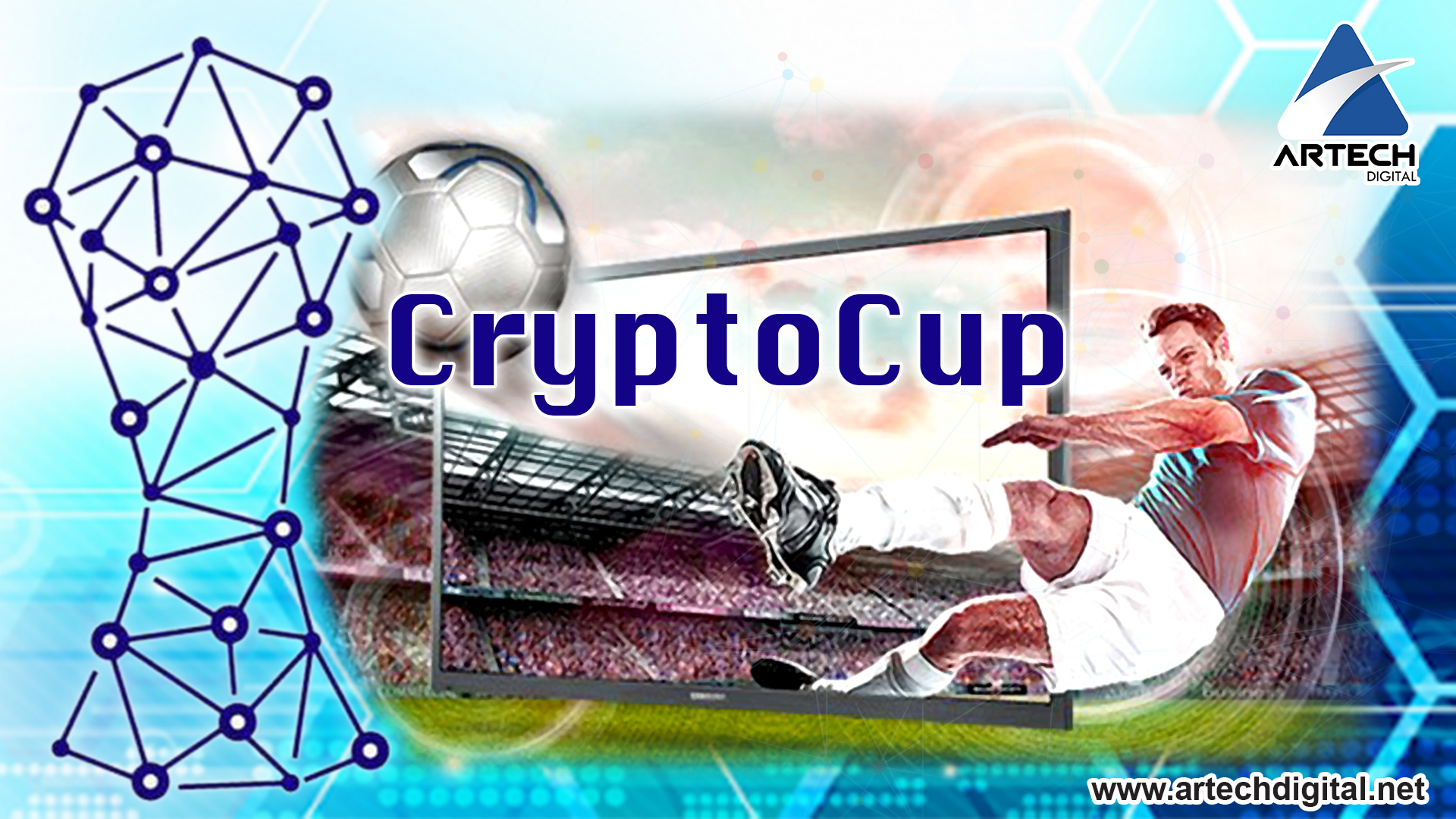 CryptoCup primer juego de predicciones para la Copa Mundial 2018