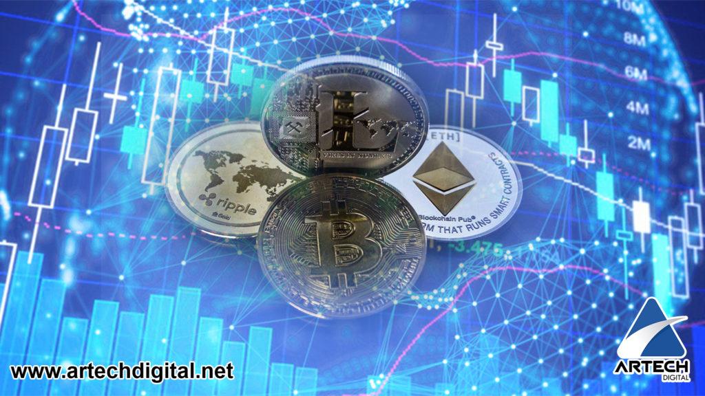 Ganar dinero bajo Criptomonedas - Artech Digital