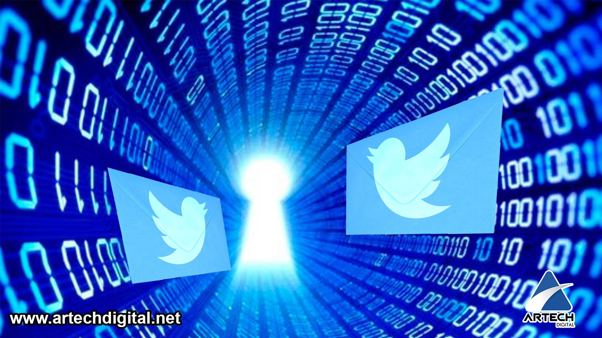Twitter se suma a las App con sistema de mensajería privada