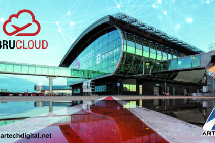 BRUcloud - Aeropuerto - Bruselas - Artech Digital