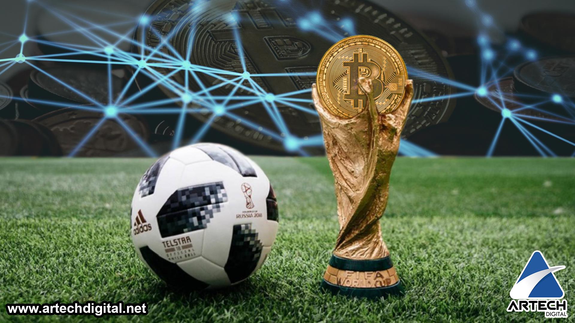 Mundial 2018 - Criptomonedas - Artech Digital