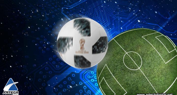 Balón oficial - Telstar 18 - Artech Digital