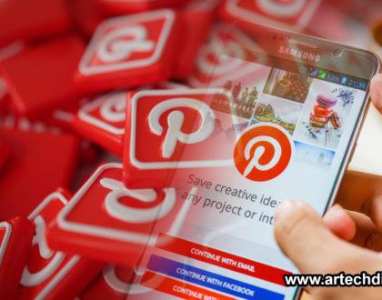 artech digital - Pinterest