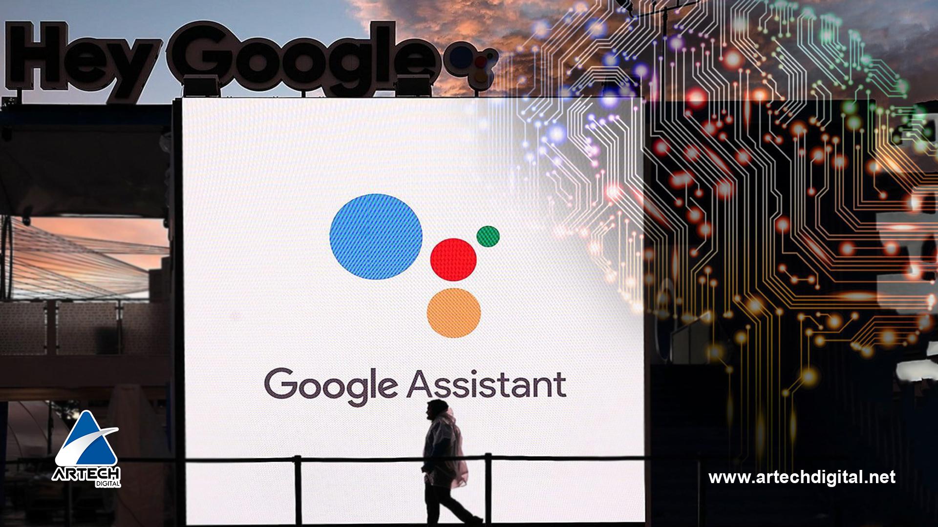 Asistente digital de Google ¡El más inteligente!