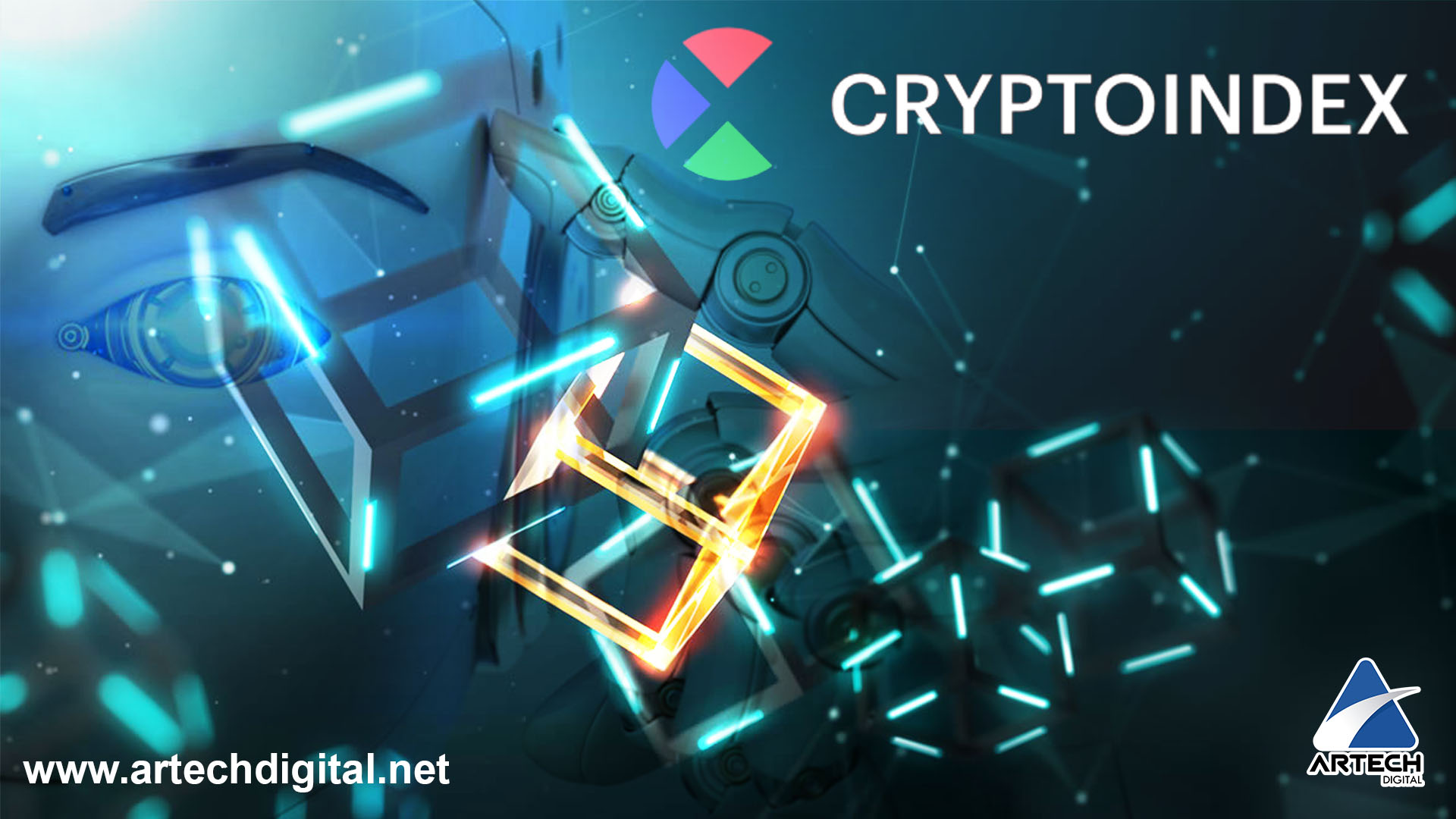 Cryptoindex100 - Artech Digital
