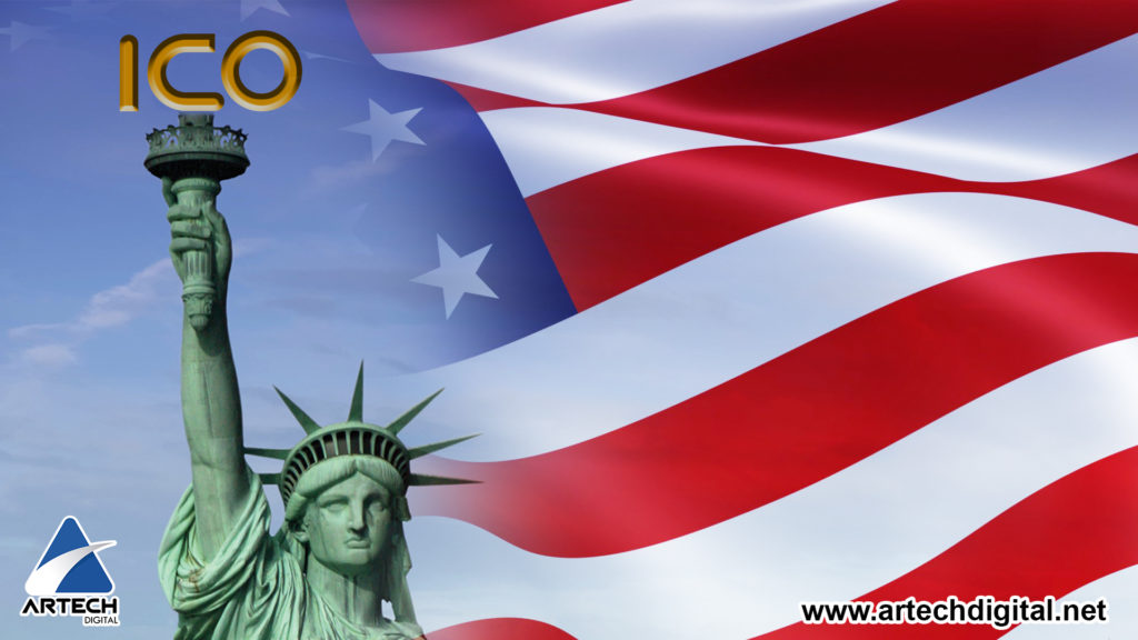 ICOs - EE.UU - Artech Digital