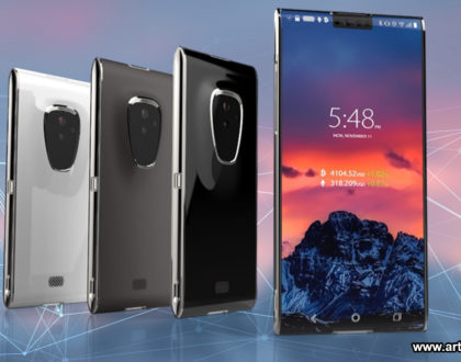 Finney - smartphone - Artech Digital