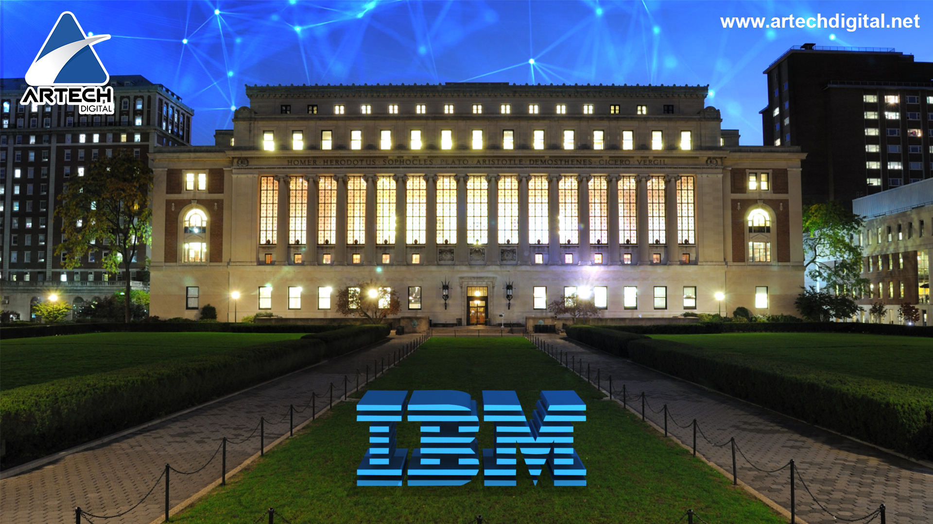 Universidad de Columbia - IBM - Artech Digital