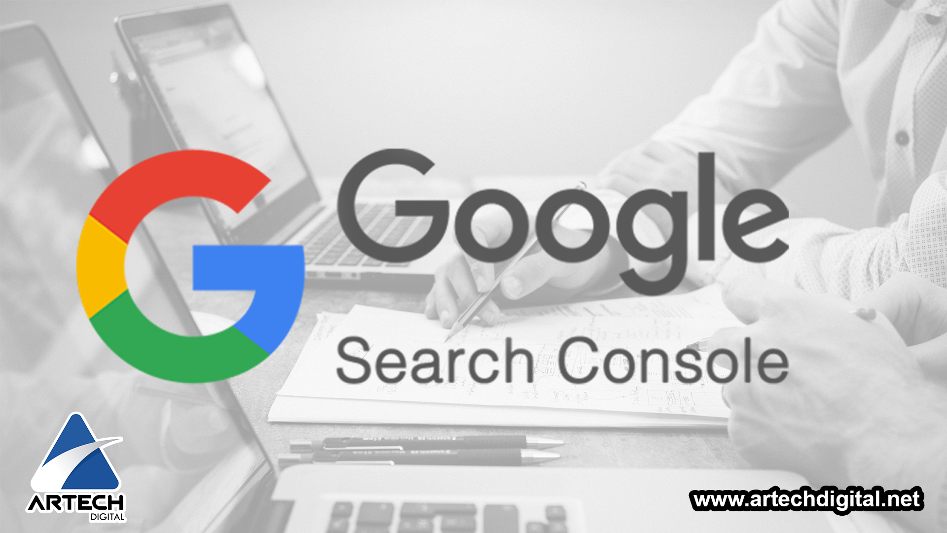 Artech Digital Google Search Console Inspección de URL