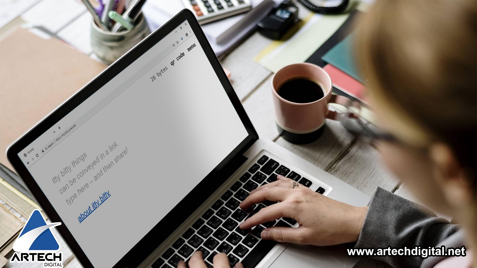 ¿Conoces Itty Bitty? Es la herramienta que te ayudará a codificar una web completa dentro de la dirección URL